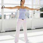 Комплекс упражнений для женщин в тренажерном зале кардионагрузки