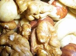 Орехи и диета, калорийность орехов