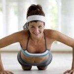 Физические упражнения для похудения после родов