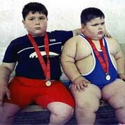 Как похудеть в 10 лет. Проблема детского ожирения
