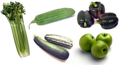 Зеленая диета фото