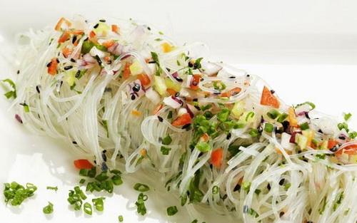 диетические блюда из фунчозы Рецепты салатов с фото - tveda.ru
